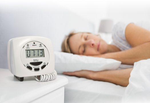 Agrippa Pillow Fire Alarm