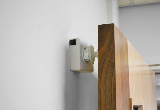 Doormouse fire door holder