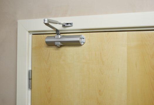 Standard door closer