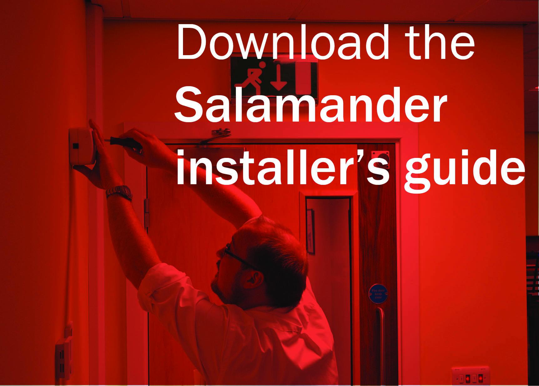 Salamander installers guide
