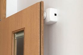 salamander radio controlled fire door system