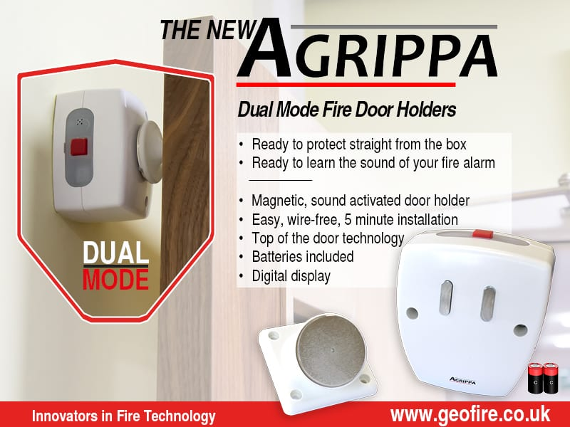 Dual Mode Agrippa: Ready to protect & Ready to learn - Geofire