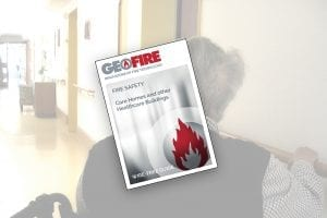 Fire safety guide for care homes